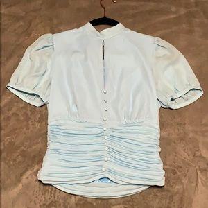 Bebe blouse in size 2